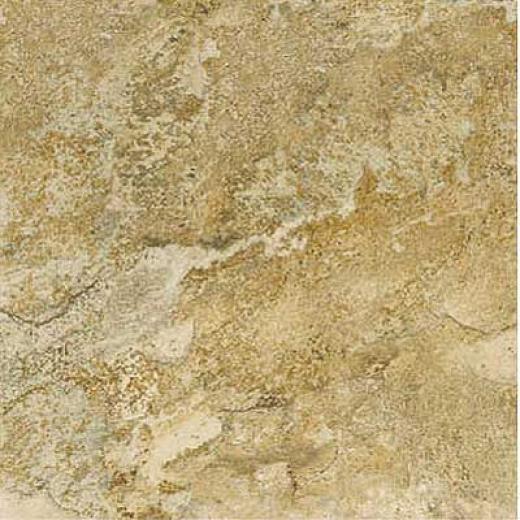 Diago Ceramicas Dune 13 X 13 Gold Tile & Grave~