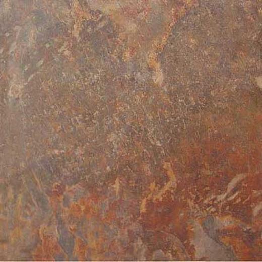 Diago Ceramicas Kronos 13 X 13 Rojo Tile & Adamant