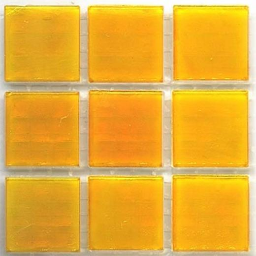 Diamond Tech Glass Mosaic Glass Series - Clear Yellow Tile & Stone