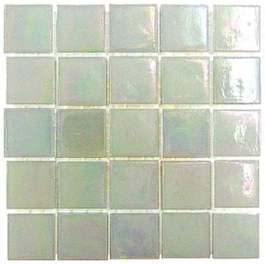 Diamond Tech Glass Platinum Mosaic Series White Tile & Stone