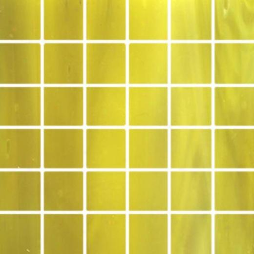 Diamond Tech Glass Stained Glass Mosaic Brightness Yellow Opalescent Tile & Stone