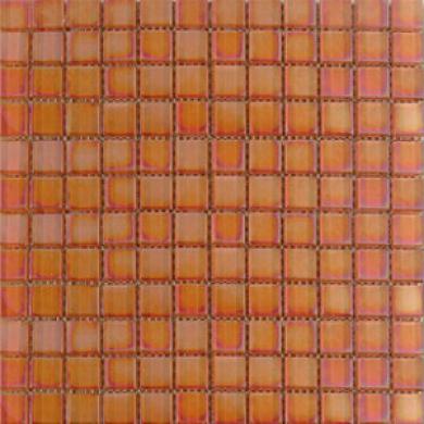 Dune Emphasis Glass Mosaics Vitra Iris Rojo Tile & Stonr
