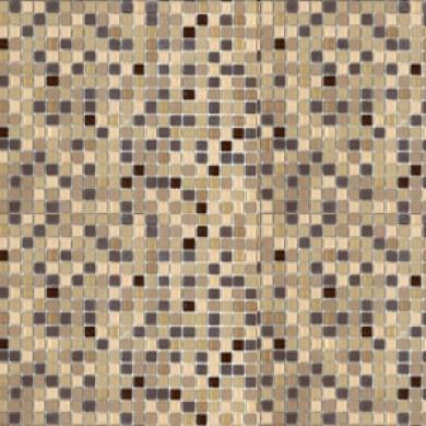 Dune Emphasis Glass Mosaics Micro Beige Tile & Stone