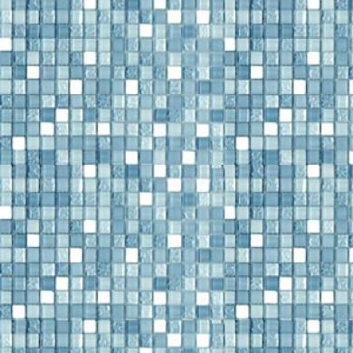 Dune Emphasis Resin Mosaics Carrara Tile & Stone