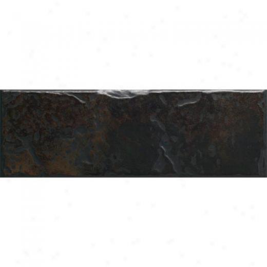 Dune Etnos Stone 4x12 Eros Negro Tile & Stone