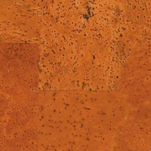 Duro Design Baltico Cork Tiles 12 X 12 Orange Cork Flooring