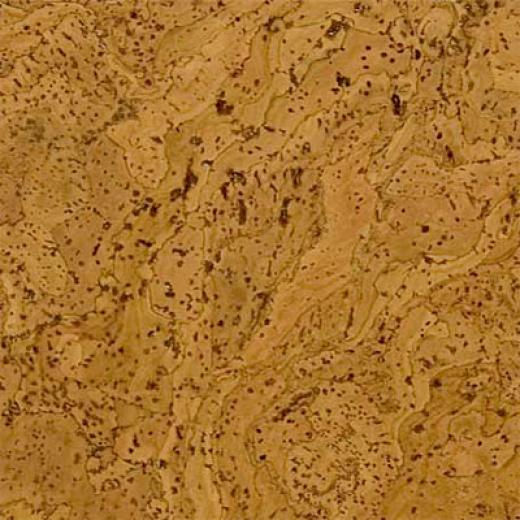Duro Design Barriga Cork Tiles 12 X 12 Panama Yellow Bark of the Flooring