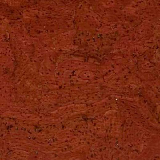Duro Design Barriga Cork Tiles 12 X 12 Orange Mahogany Cork Flooring