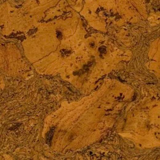 Duro Design Cleopatra Negra Floating Cork Plank Malt Cork Flooring