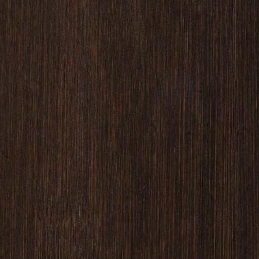 Duro Design Solid Bamboo Plank Ebony Bamboo Flooring