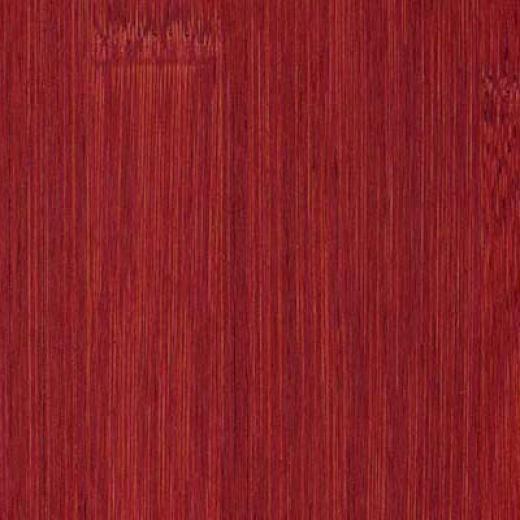 Duro Design Solid Bamboo Plank Mahogany Bamboo Flooring