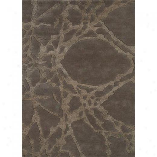 Dynamic Rugs Allure 8 X 11 Silver Area Rugs