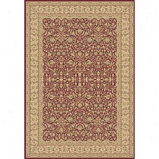 Dynamic Rugs Legacy 8 X 11 Navy Area Rugs