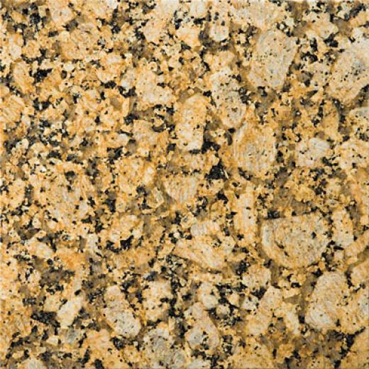 Emser Tile Granite 12 X 12 Giallo Fiorito Tile & Stone