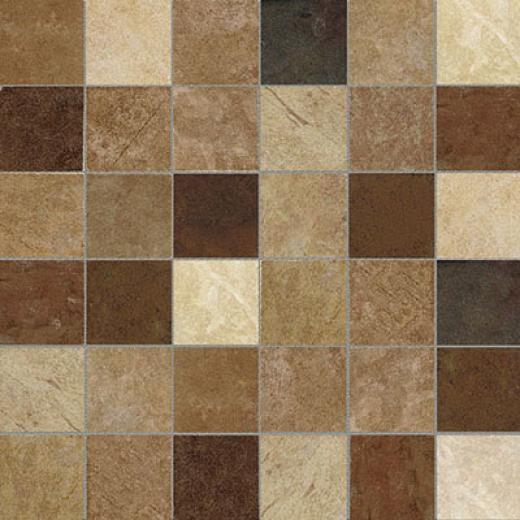 Emser Tile Kenya Mosaic Mosaic Blend Tile & Stone