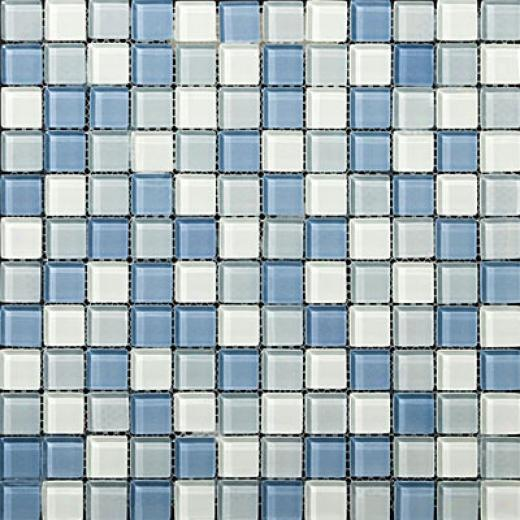 Emser Tile Lucente Mosaic Mulberry Tile & Stone