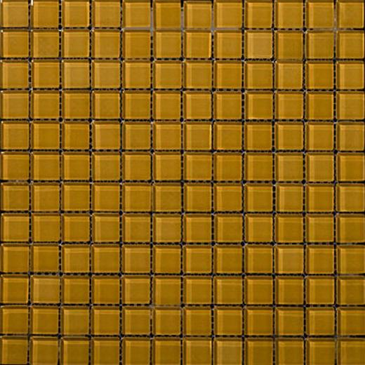 Emser Tile Lucente Mosaic Empire Gold Tile & Stone