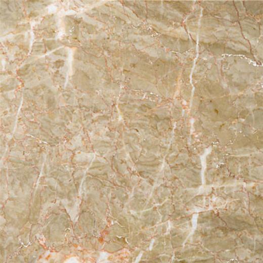 Emser Tile Marble 12 X 12 Strata Tan Tile & Stone
