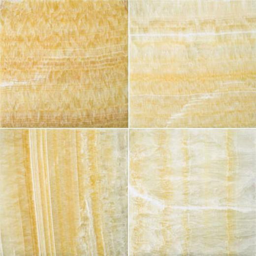 Emser Tile Onyx 12 X 12 Golcen Honey Tile & Stone