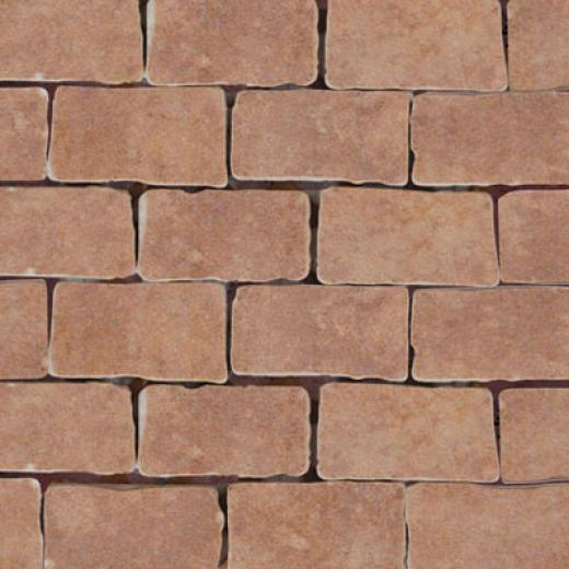 Emser Tile Paradiso Mosaic 1 X 2 Tan Tile & Stone