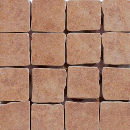Emser Tile Paradiso Mosaic 1 X 1 Terracotta Tile & Stone