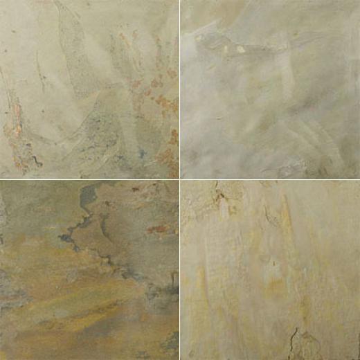 Emser Tile Slate & Quartzite 12 X 12 Autumn Lilac Tile & Stone