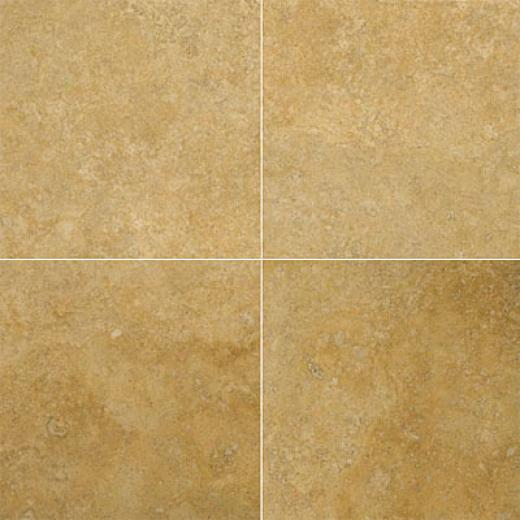 Emser Tile Travertine Crosscut 18 X 18 Dorado Classic Tile & Stone