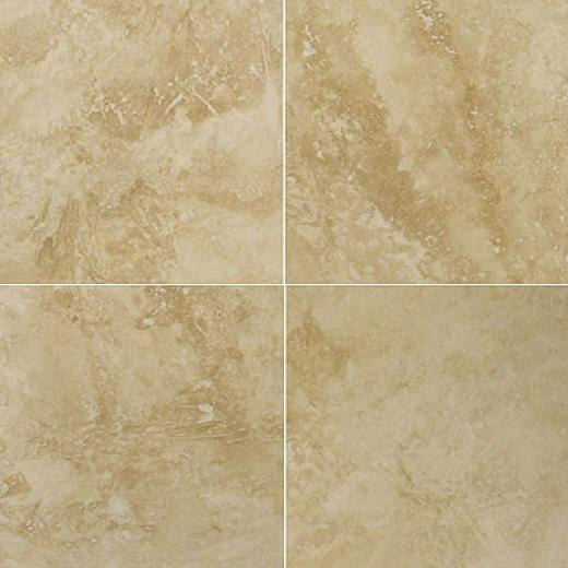 Emser Tile Travertine Crosscut 12X  12 Umbria Savera Tile & Stone