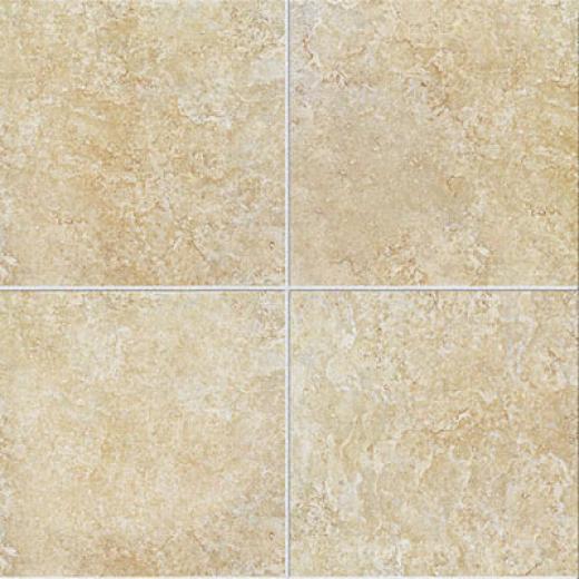 Esquire Tile Spoleto 12 X 12 Beige Tile & Stone