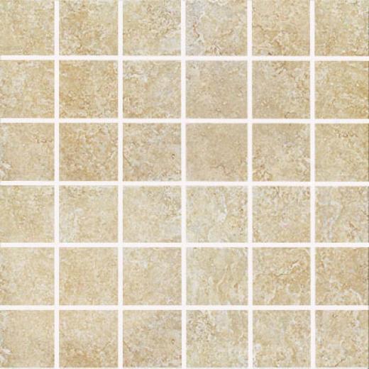 Esquire Tile Spoleto Mosaic Beige Tile & Stone
