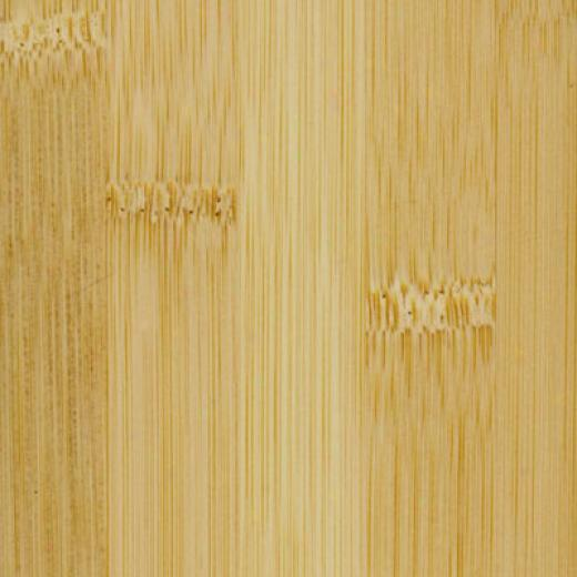 Flokrage Horizontal Long Board Natural Bamboo Flooring