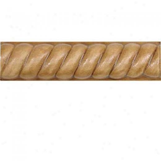 Fllorida Tile Artsy Rope Decoratives Noce Tile & Stone
