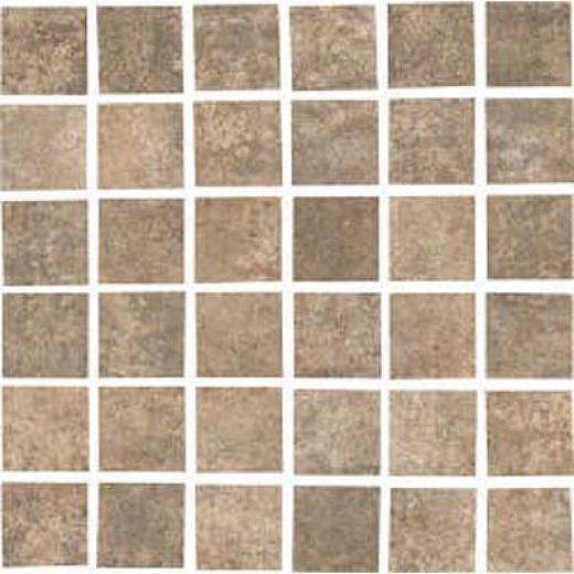Florida Tile Frontier Mosaic Sand Mosaic Tile & Sone