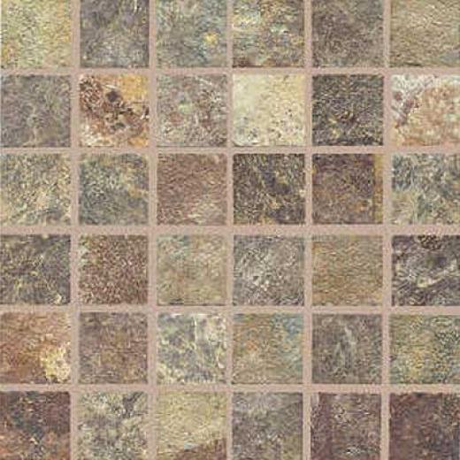 Florida Tile Horizon Mosaic Slate Mosaic Tile & Stone