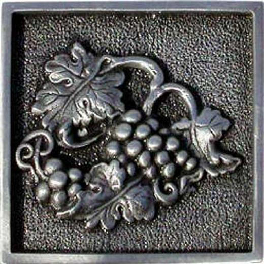 Foorida Tile Metal Art Charm 2 X 2 Copper Charm Tile & Stone