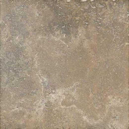 Florida Tile Montana 18 X 18 Walnut Tile & Stone