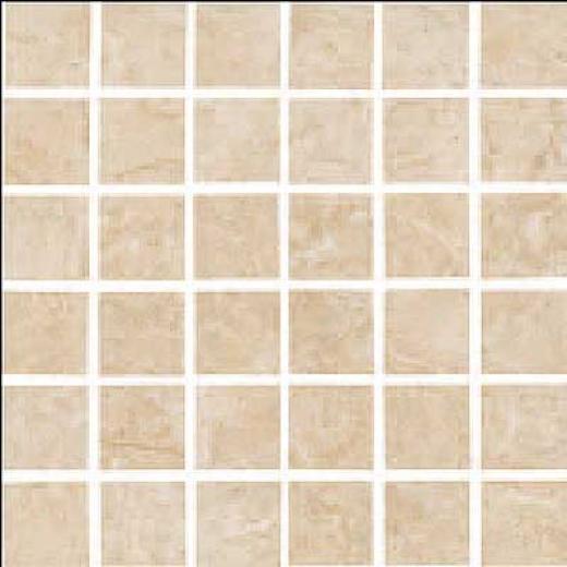 Florida Tile Ozark Mosaic Light Gold Tile & Stone