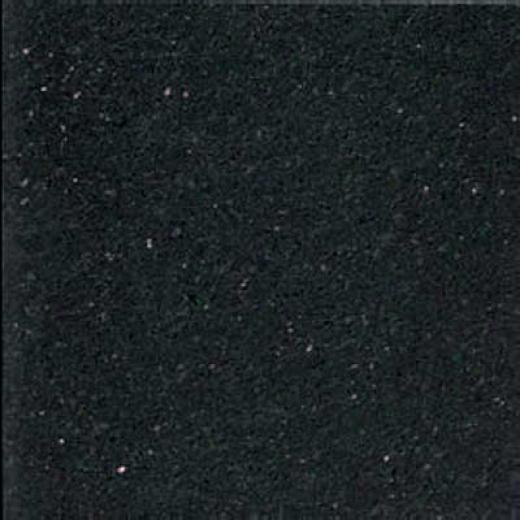 Florida Tile Pietra Art Granite 12 X 12 Black Galaxy Tile & Stone