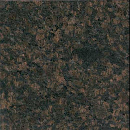 Florida Tile Pietra Art Granite 12 X 12 Chestnut Brown Tile & Stone