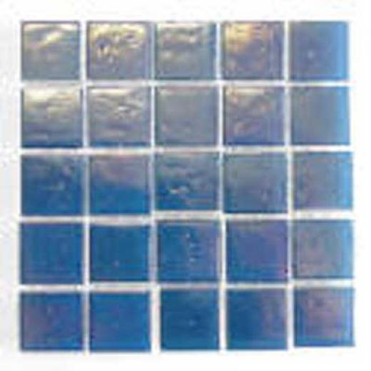 Florida Tile Platinum Glass Mosaic Ligth Blue Tile & Stone