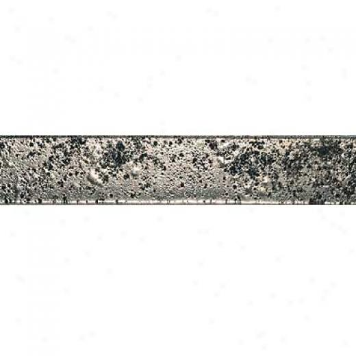 Florida Tile Vitra Art Solid Listello 1 X 6 Mirror Tile & Stone