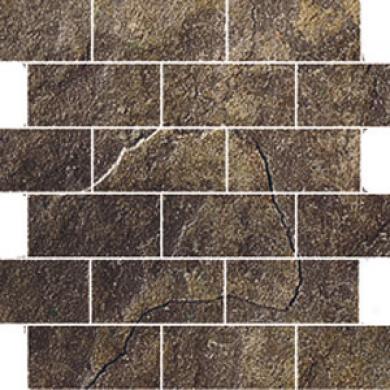 Fondovalle Le Pietre Naturali Muretto Mosaic Quarzite Tile & Stone