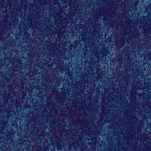 Forbo Marmoleum Dual Midnight Blue Vinyl Flooring