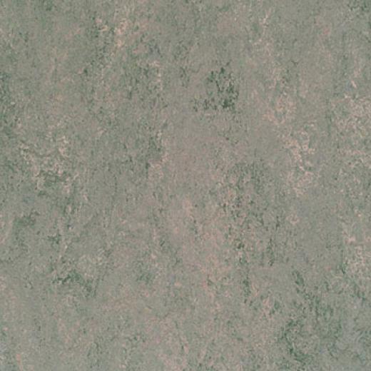Forbo Marmoleuj Dual Slate Green VinylF looring