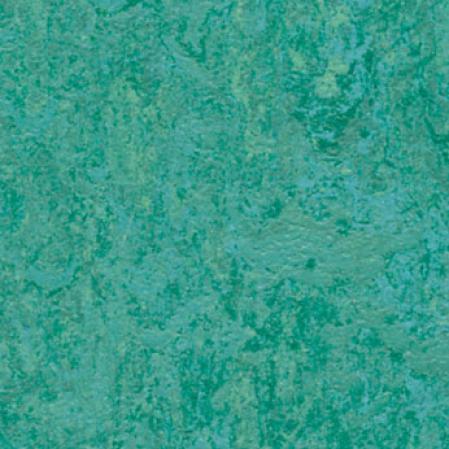Forbo Marmoleum Sheet Mixed Greens Azzuro Vinyl Flooring