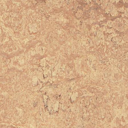 Forbo Marmoleum Sheet Neutral Color Tan Pink Vinyl Flooring