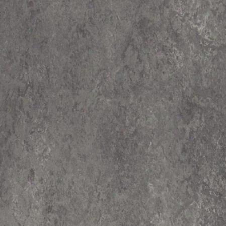 Forbo Marmoleum Tile Grey-dations Charcoal Vinyl Flooring