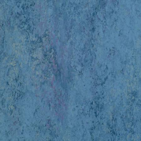 Forbo Marmoleum Tile Rhythmic Blues Elf Blue Vinyl Flooring