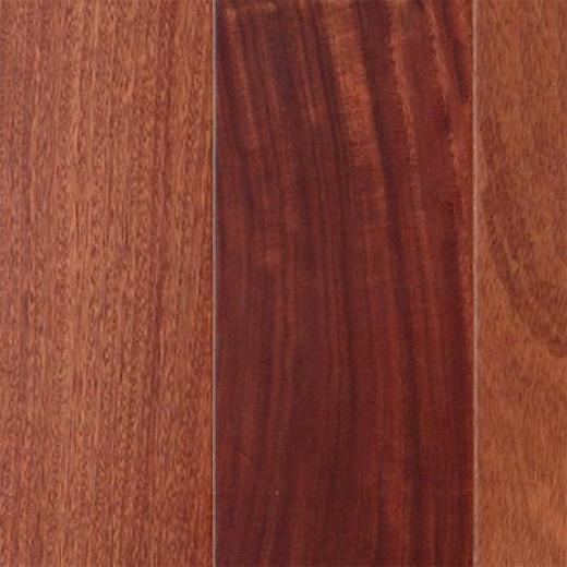 Forest Accents City Plank 3-1/2 Santos Mahogany Forcp3smmaah35