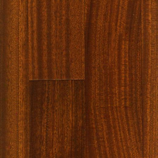 Foresf Accents Destin Plank Ii African Mahogany Fordesafmah